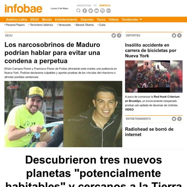 Últimas noticias de Latinoamérica por Infobae América