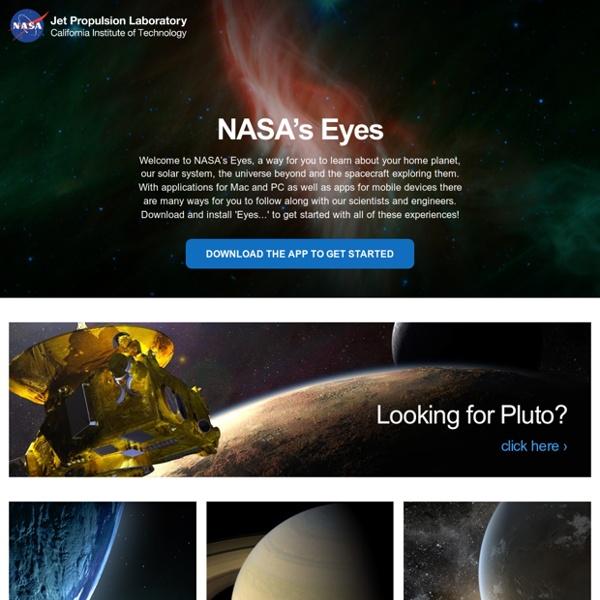 Eyes on the Solar System