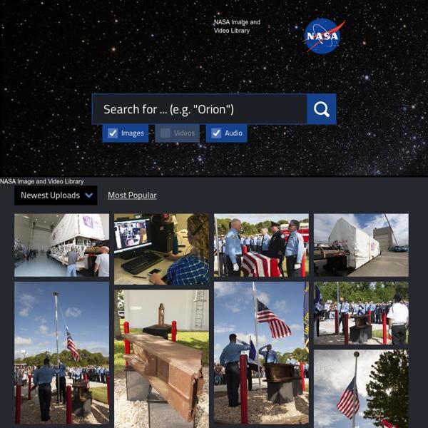 Image and Video Library NASA