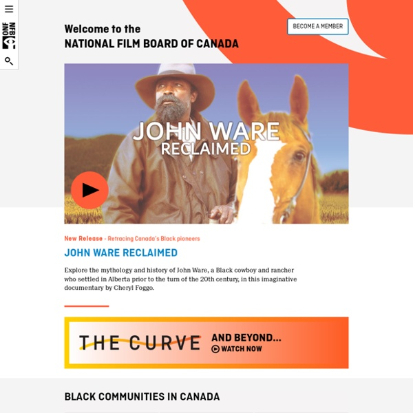 Watch Documentaries and Animated Films Online - NFB.ca