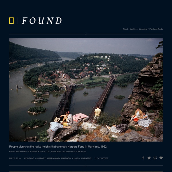 National Geographic: Found