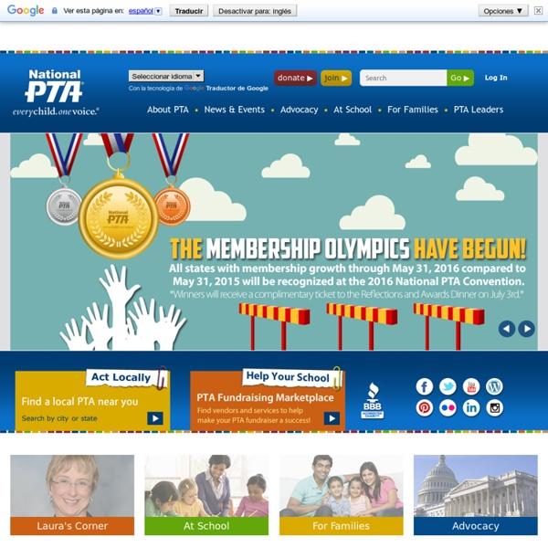National Parent Teacher Association