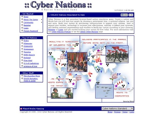online nation game