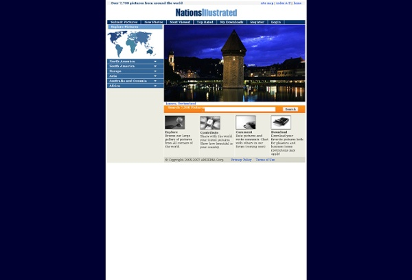 NationsIllustrated.com - The World in Pictures