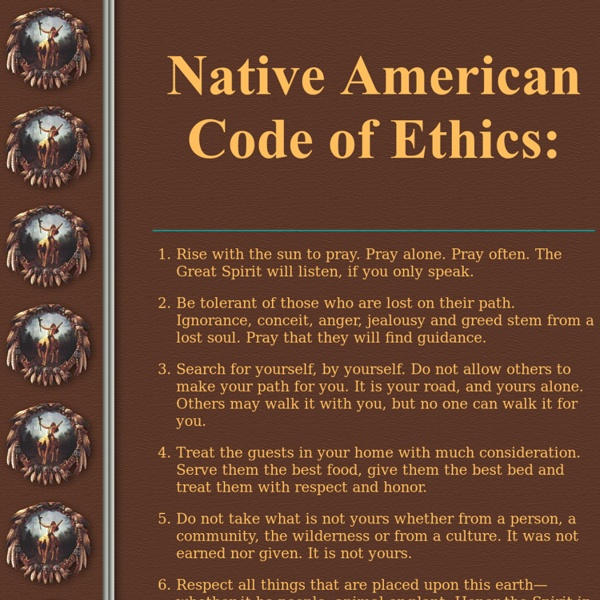 the personal code of conduct i follow in my life A personal code of ethics philosophy essay print my personal code of ethics has formed and evolved through experience and observation throughout my life.