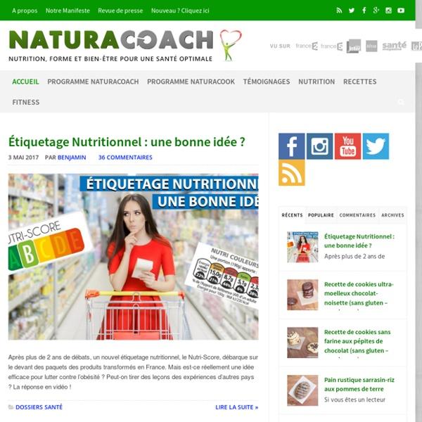 Naturacoach - Benjamin Dariouch coach minceur, bio, alimentation santé, anti-âge : coach minceur bio, coach santé
