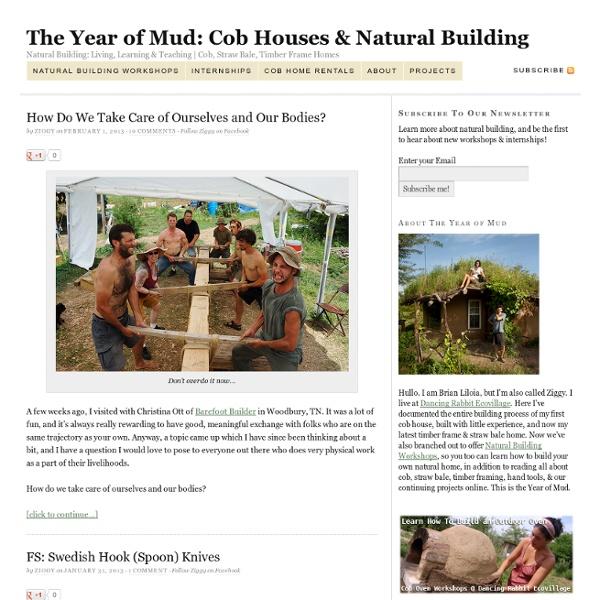 Natural Building Workshops