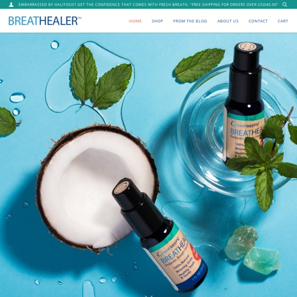 Best Mouth Freshener Breath Spray For Keto Breath with Coconut to Buy Online