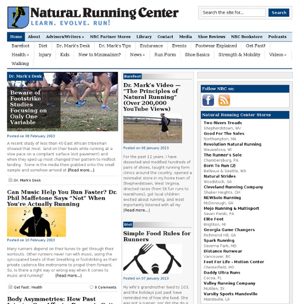 Natural Running Center