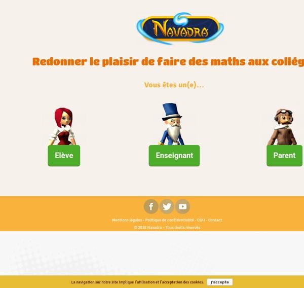 Navadra – Redonner le plaisir d'apprendre
