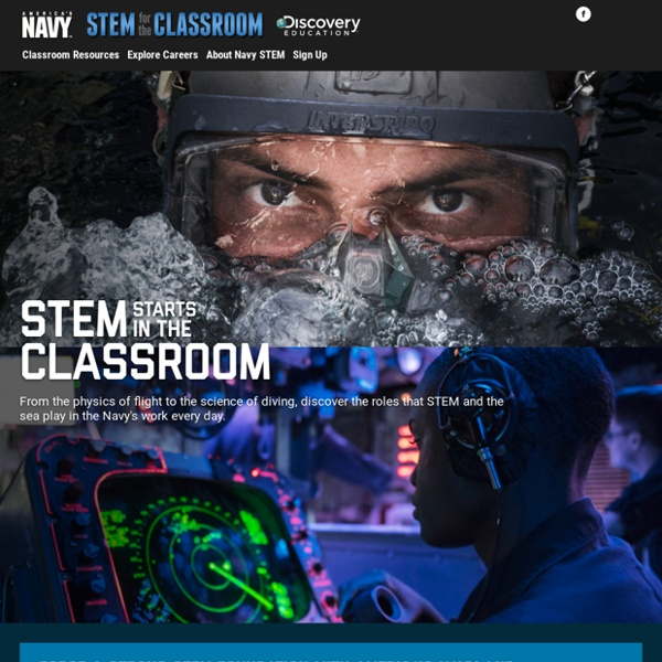 Navy STEM for the Classroom