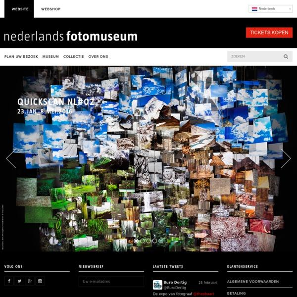 Nederlands Fotomuseum - Nederlands Fotomuseum