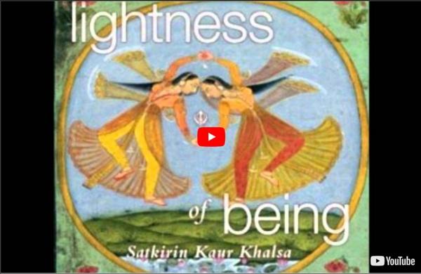 Magic Mantra-reverse negative to positive - Ek Ong Kar Satgur Pras (Lightness of Being)