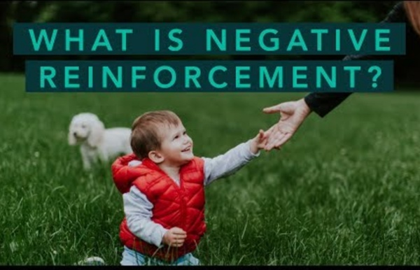 What is Negative Reinforcement?