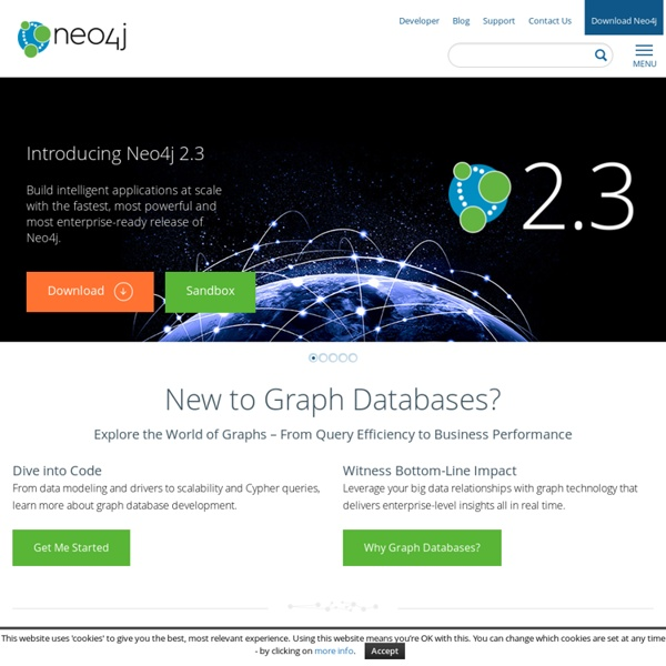 Neo4j open source nosql graph database »
