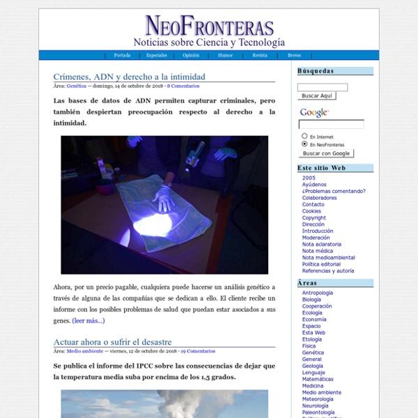 NeoFronteras