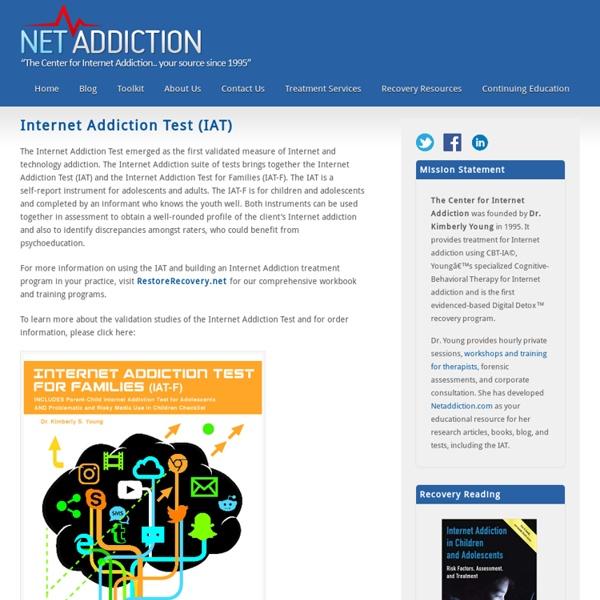 Internet Addiction Test