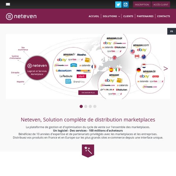 Neteven - Accueil