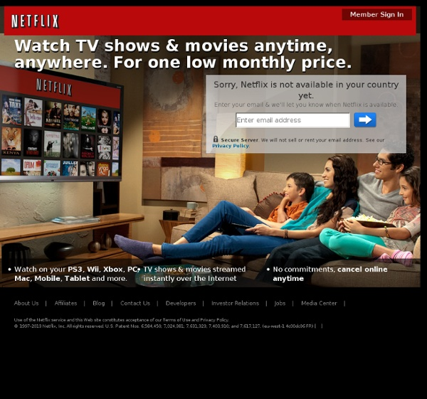 Watch TV Shows Online, Watch Movies Online
