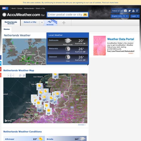 Netherlands Weather - AccuWeather.com