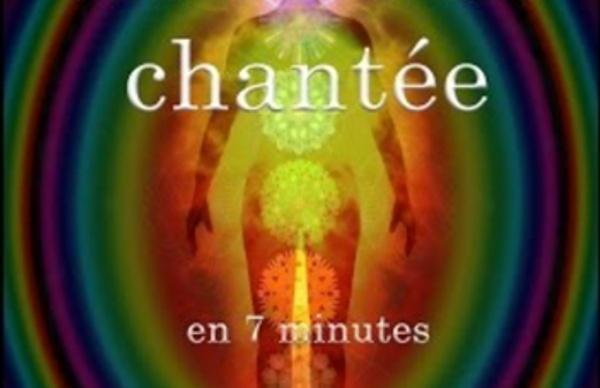Nettoyez votre aura en 7 minutes (version chantée) - médtation active