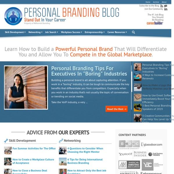 Personal Branding Blog - Dan Schawbel