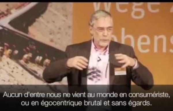 Neurobiologie et éducation : conférence du Prof. Dr. Gerald Hüther (VOSTFR)