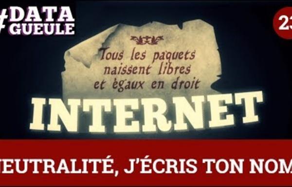 Neutralité, j'écris ton nom #DATAGUEULE 23