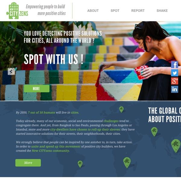 Ville et développement durable