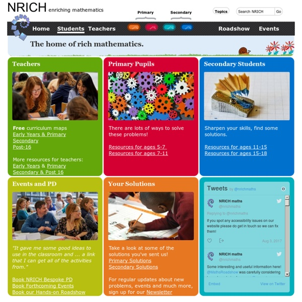 Nrich.maths.org
