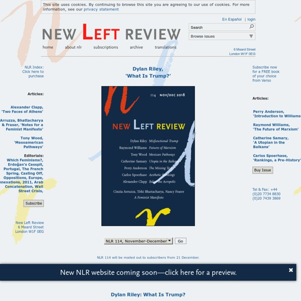 New Left Review - NLR 86, March-April 2014