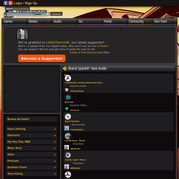 Audio Portal