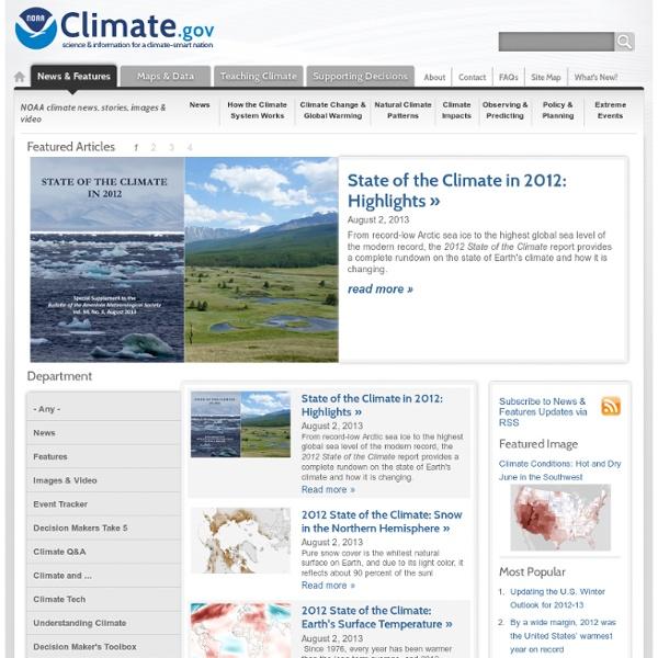 2012 Arctic Report Card
