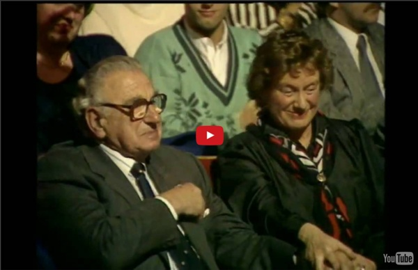 """Sir Nicholas Winton - BBC Programme """"That's Life"""" aired in 1988"""
