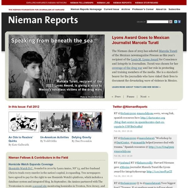 Nieman Reports