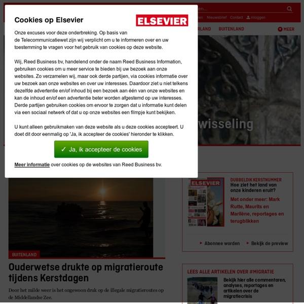 Elsevier.nl - Nieuws, achtergronden en opinie