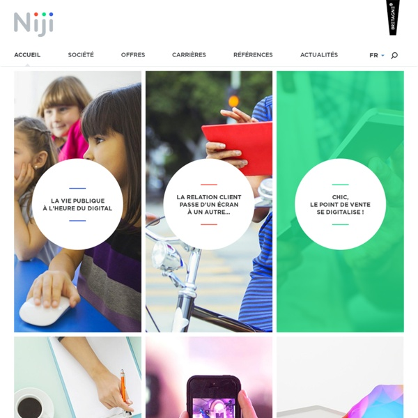 Niji - Your Digital Convergence