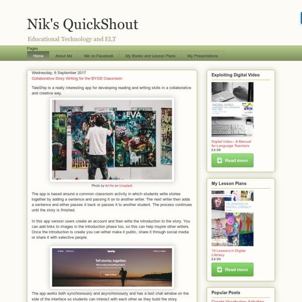 Nik's QuickShout
