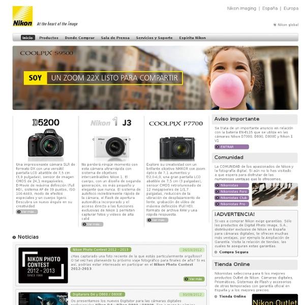Nikon España
