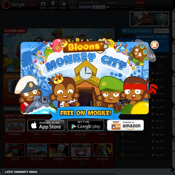 free online games flash games iphone games and the best tower