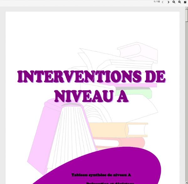 Ninterventions_niveaua