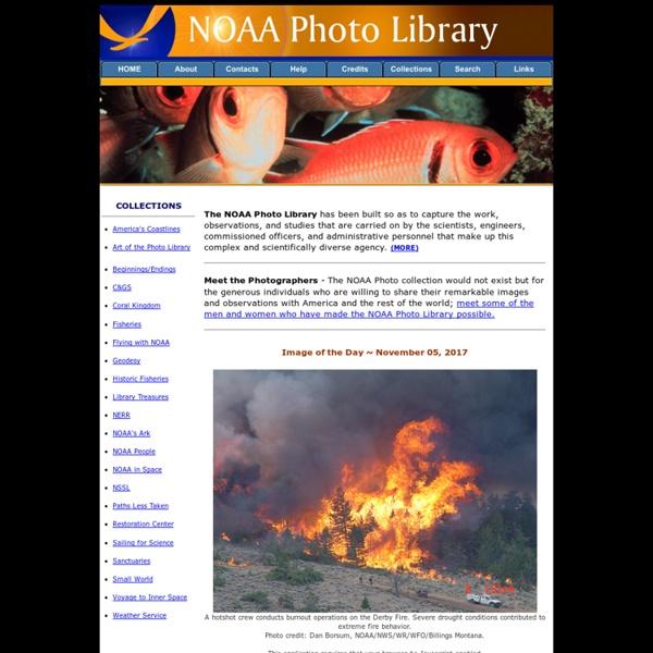 NOAA Photo Library