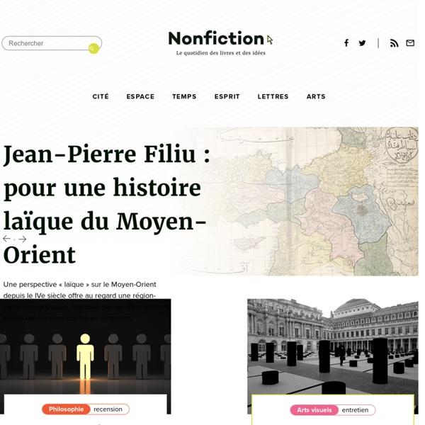 Nonfiction.fr le portail des livres et des idées