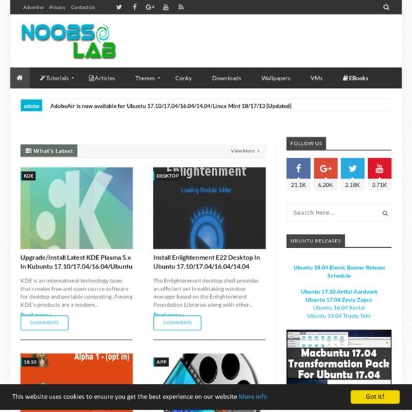 Ubuntu/Linux News, Reviews, Tutorials, Apps