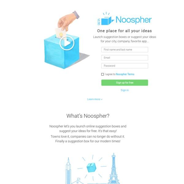 Noospher