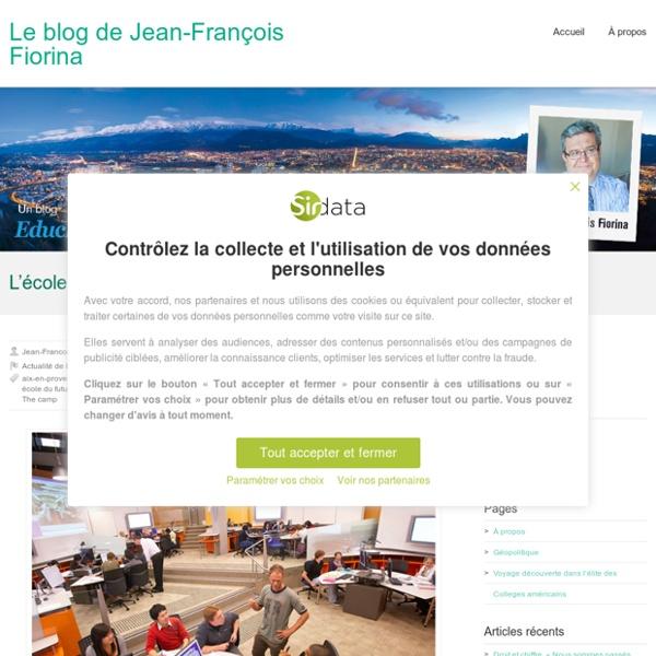 Le blog de Jean-François Fiorina