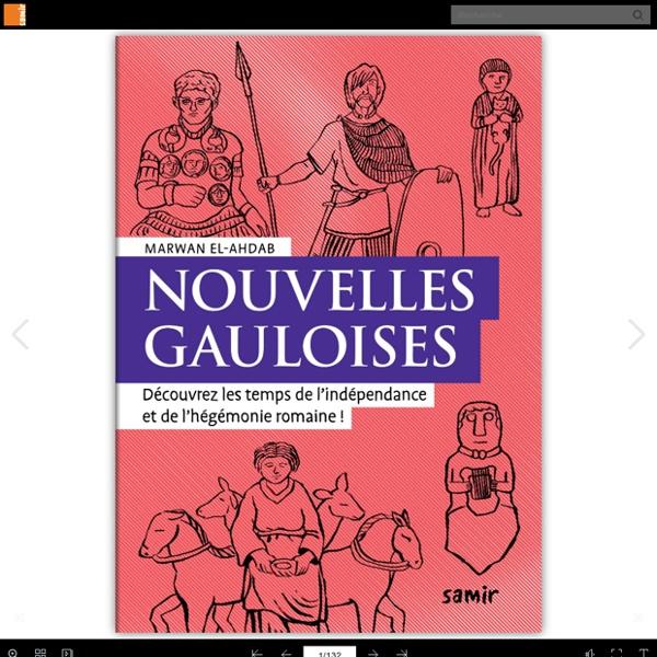 Nouvelles gauloises - Nouvelles antiques