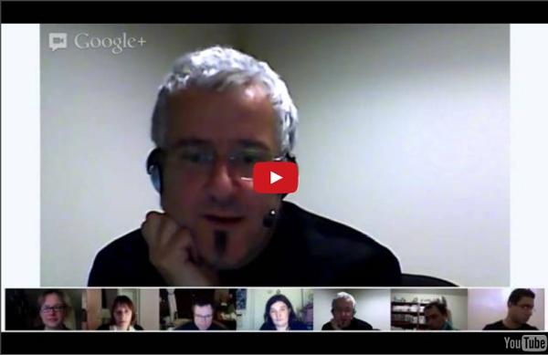 MMOOC ITyPA - Séance n°6 - Jeudi 8 novembre 2012 - Partage d'expériences autour de la recherche d