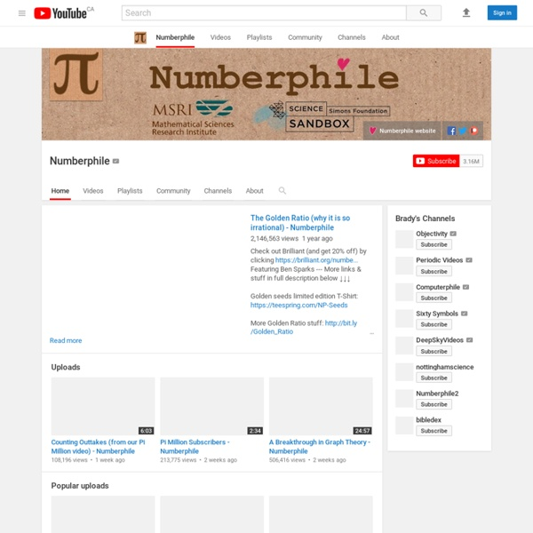 Numberphile