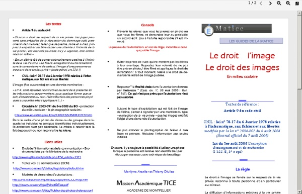 Pedagogie.ac-montpellier.fr/tice/pdf/guide_image.pdf